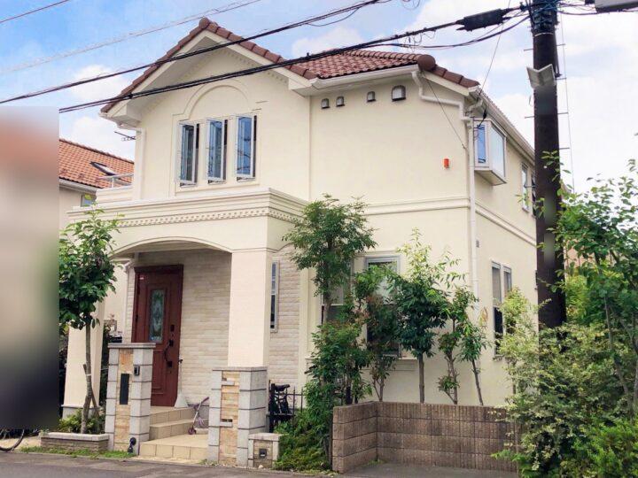 小平市 Y様邸 外壁塗装・FRP防水工事
