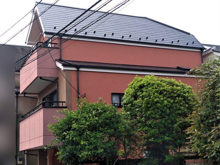 杉並区 S様邸 屋根・外壁塗装工事