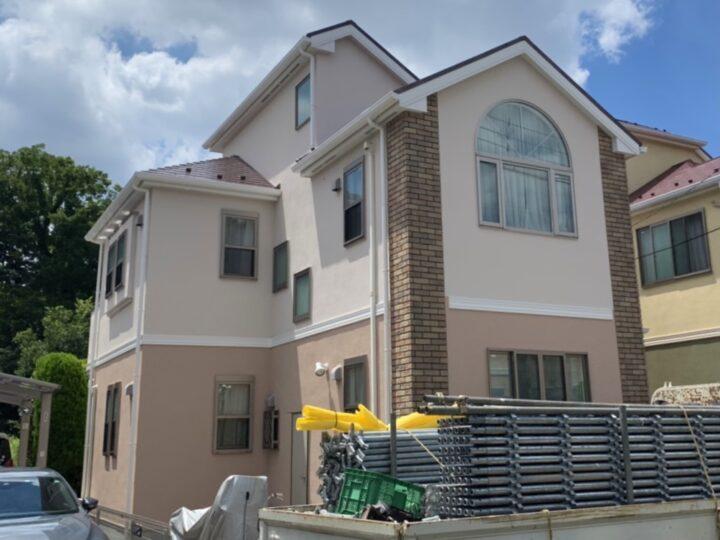 杉並区 M様邸 屋根・外壁塗装工事