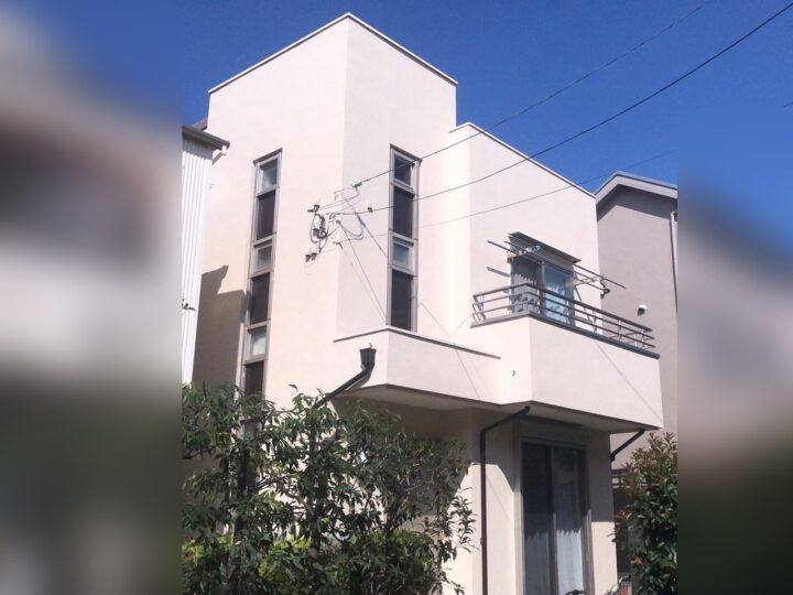 西東京市 I様邸 屋根・外壁塗装工事