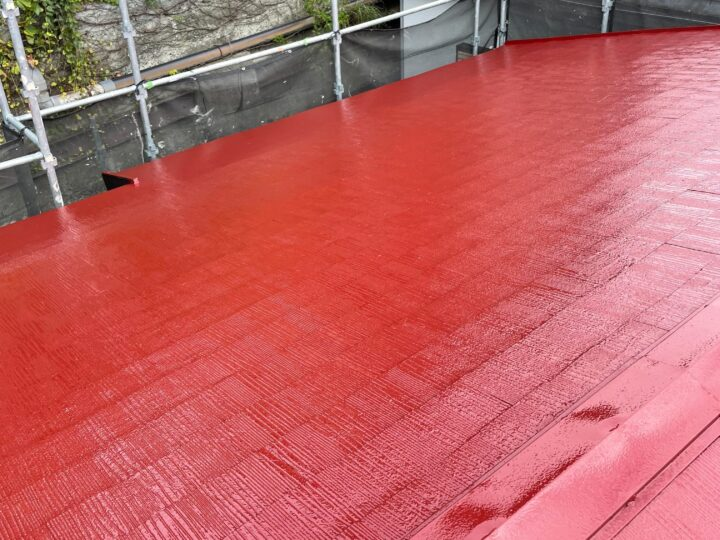 中郡二宮町 Y様邸 屋根・外壁塗装工事