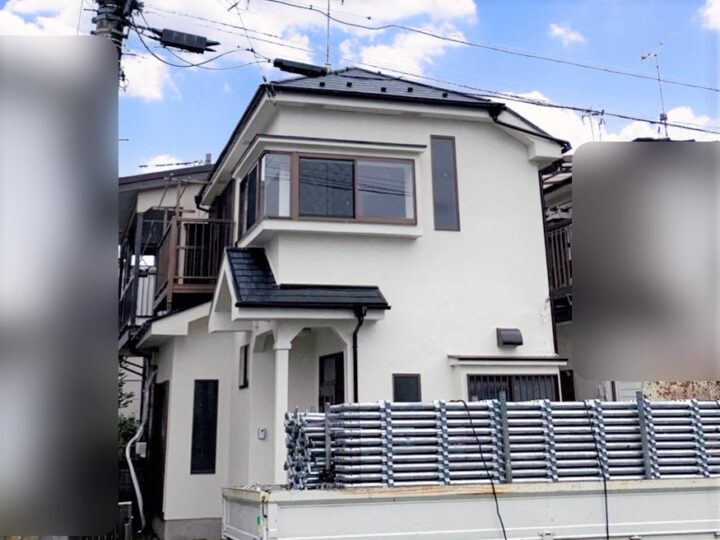 国分寺市 M様邸 貸家屋根・外壁塗装工事